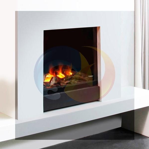 Chimeneas electricas con mueble elegant good chimeneas - Chimenea electrica mueble ...