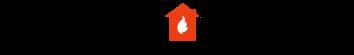 Logotipo Chimeneas Manzana